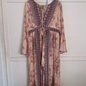Boho Chic dress by Xhilaration